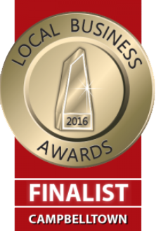 local Business Awards 2016 campbelltown